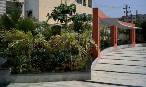 Apartments & Gated comunity